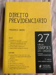 Título do anúncio: Livro de Direito Previdenciário