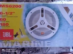 Título do anúncio: JBL MS6200 Waterproof Par Auto falante marítimo