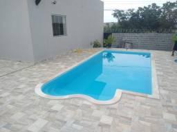 Título do anúncio: JA - Promoção piscina de fibra 6 - 3 - 1,30 metros