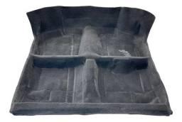 Carpete Preto Moldado Para Assoalho Chevette / Chevy. Preto, Marrom. ... Novo.