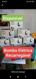 Bomba Agua Automatica P/ Galoes - Bateria Recarregavel - Pronta Entrega