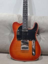 Título do anúncio: Guitarra Telecaster (Padrão Fender)