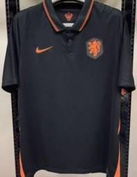 Título do anúncio: Camisa Nike Holanda II 2020-21
