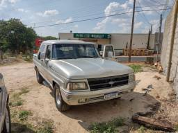 Título do anúncio: Camionete f 1000 ss ano 91 completa