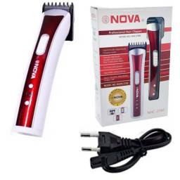 Título do anúncio: Máquina de cortar cabelo  Barbeador e Aparador nhc-3780 Nova