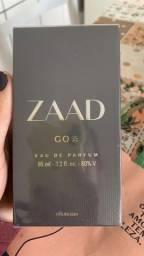 Perfume ZAAD Boticario Promoção