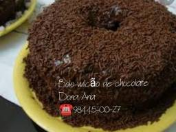 Título do anúncio: Bolo vulcão de chocolate