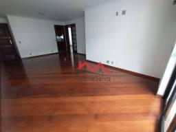 Título do anúncio: Apartamento com 2 dormitórios para alugar, 105 m² por R$ 1.800,00/mês - Alto - Teresópolis
