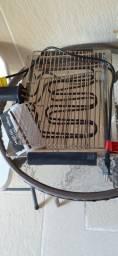 Churrasqueira elétrica novinha