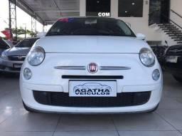 Fiat  500 Cult  Dual  1.4 Flex 2013