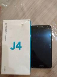 Galaxy J4 com defeito