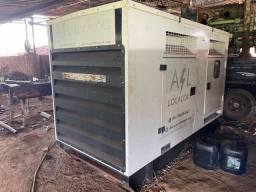 Gerador Stemac 180 KVa Cabinado Trifasico Motor MWM