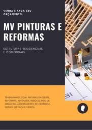 Título do anúncio: Pedreiro MV pinturas e Reformas