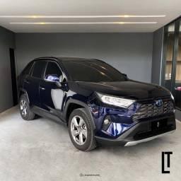 Título do anúncio: Toyota Rav4 SX 2020 Hibrida