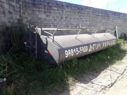 Tanque caminhão pipa 10 mil litros  seminovo
