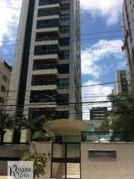 Edf. Margarida Lacet / Apartamento em Boa Viagem / 150 m² / 4 Quartos / Área de lazer