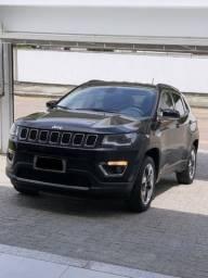 Título do anúncio: Jeep Compass Limited 2018