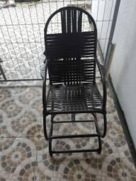 Cadeira de balanço infantil nova