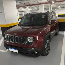 Título do anúncio: Jeep Renegade 1.8 16V Flex Longitude 4P Automático - 2019 / 2019