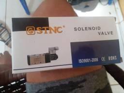 Válvula solenoide
