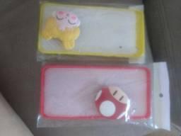 Capa Samsung A21, Sailor moon ou Mário Bros SNES