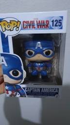 Título do anúncio: Funko Pop Capitão América (Guerra Civil)