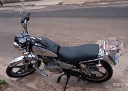 Título do anúncio: Suzuki intruder 125cc
