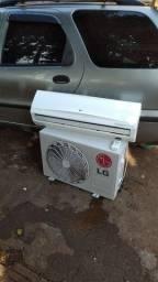 Título do anúncio: Ar condicionado 9.000 BTUs instalado 800$