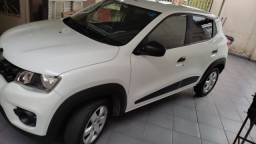 Título do anúncio: Renault Kwid Zen 2018 1.0 baixo km