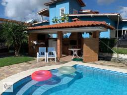 Mansão em Aldeia dos camaras /condominio torquato de castro/475m/4 qtos e 2 suites/pis...