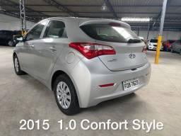 HB20 2015 Confort Style 1.0 Único dono