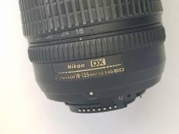 Título do anúncio: Lente Objetiva Nikon 18-135mm