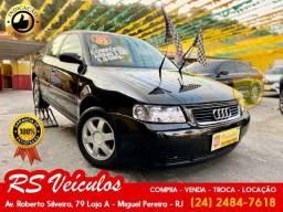 Título do anúncio: Audi A3 1.8 Motor Aspirado Completo + GNV - 2002