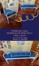 Título do anúncio: Cama Hospitalar Semi-nova