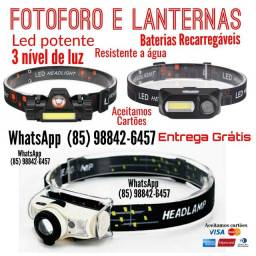 Variedades de lanterna de cabeça profissional entrega Grátis