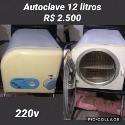 Autoclave 12 litros