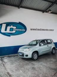 Título do anúncio: FIAT UNO 2011/2012 1.0 VIVACE 8V FLEX 2P MANUAL