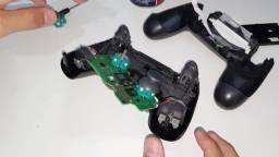 Título do anúncio: Controle do video game quebrou? temos a solução, especialista em playstation 4 e xbox one