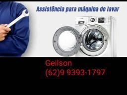 Título do anúncio: Conserto de máquinas de lavar