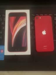 Título do anúncio: iPhone muito novo