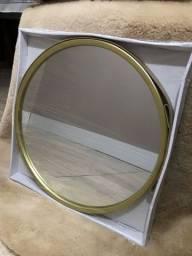 Espelho Redondo 43cm