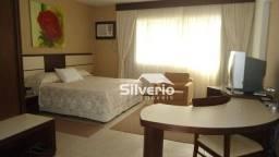 Título do anúncio: Flat com 1 dormitório para alugar, 40 m² por R$ 3.000,00/mês - Jardim Aquarius - São José