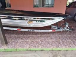 Título do anúncio: Barco Robalo 500 Brasil Nautica 2021 (Conjunto Completo))