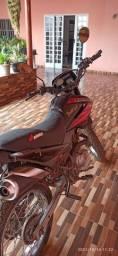 Título do anúncio: Vende-se uma moto bros  2008 só o filé