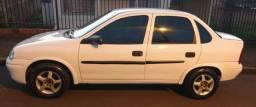 Vende-se Corsa Branco Sedan - Ano 1999