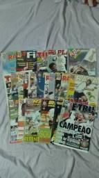 Título do anúncio: 25 Revistas do Corinthians de época