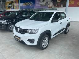Título do anúncio: Renault Kwid 1.0 12V SCE FLEX ZEN MANUAL