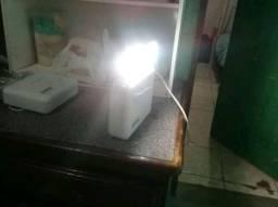 Título do anúncio: Luminária de emergência