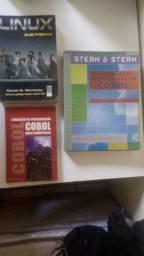 Livros informática - cobol e linux