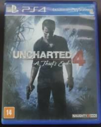 Título do anúncio: Jogo Uncharted PS4